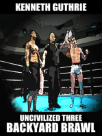 Backyard Brawl (Uncivilized Boxing Action Series)