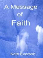 A Message of Faith