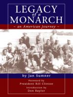 Legacy of a Monarch- an Amercian Journey