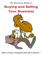 The Streetwise Guide to Buying and Selling Your Business