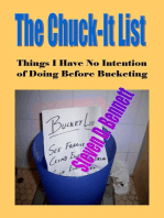 The Chuck-It List