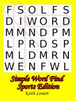 Simple Word Find