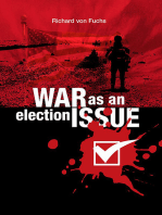 War as an Election Issue