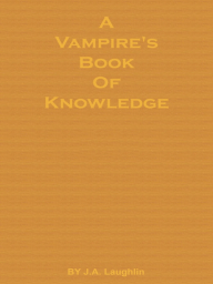 A Vampire's Book of Knowledge