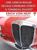 Une Lancia Rouge Dévale Lombard Street á Tombeau Ouvert