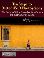 Ten Steps to Better dSLR Photography