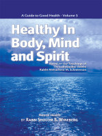 Healthy in Body, Mind and Spirit