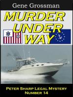 Murder Under Way