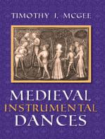 Medieval Instrumental Dances