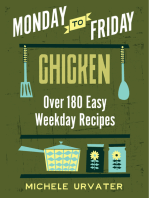 Monday-to-Friday Chicken