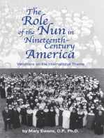 The Role of the Nun in Nineteenth-century America
