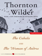 The Cabala and The Woman of Andros