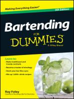 Bartending For Dummies