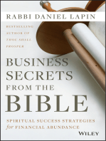 Business Secrets from the Bible