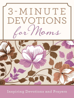 3-Minute Devotions for Moms