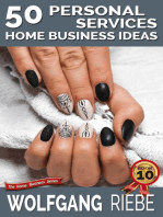 50 Personal Services Home Business Ideas