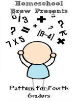 Patterns for Fourth Graders