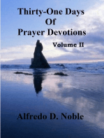 Thirty-One Day of Prayer Devotions Vol II