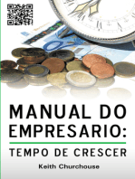 Manual do Empresário. Tempo de Crescer