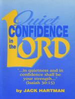 Quiet Confidence in the Lord