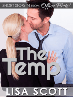 The Temp (Short Story #4 from Office Flirts! 5 Romantic Short Stories)