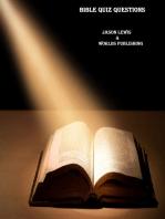 Bible Quiz Questions