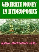 Generate Money In Hydroponics