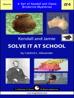 Kendall and Jamie Solve it At School