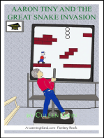 Aaron Tiny and the Great Snake Invasion, Educational Version