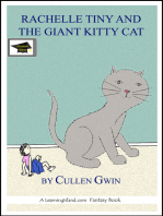 Rachelle Tiny and the Giant Kitty Cat, Educational Version