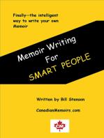 Memoir Writing For Smart People