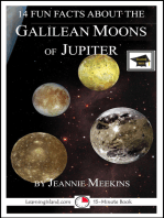 14 Fun Facts About the Galilean Moons of Jupiter