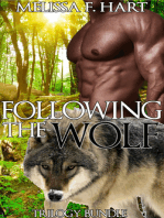Following the Wolf (Trilogy Bundle) (Werewolf BBW Erotic Romance)