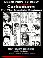 Learn How to Draw Caricatures