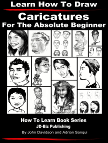 Learn How to Draw Caricatures: For the Absolute Beginner