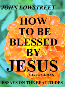 How To Be Blessed By Jesus