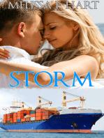 Storm (Smith Dynasty, Book 2) (BBW Romance)