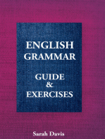 English Grammar. Guide & Exercises