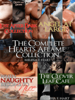 The Complete Hearts Aflame Collection