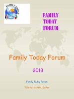 Family Today Forum
