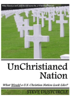 UnChristianed Nation