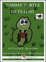 Tommy Turtle Gets Lost