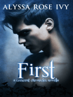 First (A Crescent Chronicles Novella)