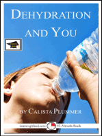 Dehydration and You