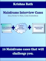 Mainframe Interview Cases