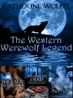 The Western Werewolf Legend (Books 1-3)