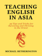 Teaching English in Asia