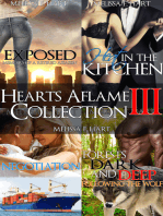 Hearts Aflame Collection III