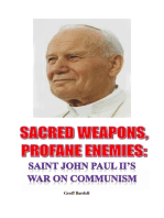 Sacred Weapons, Profane Enemies