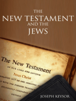 The New Testament and the Jews